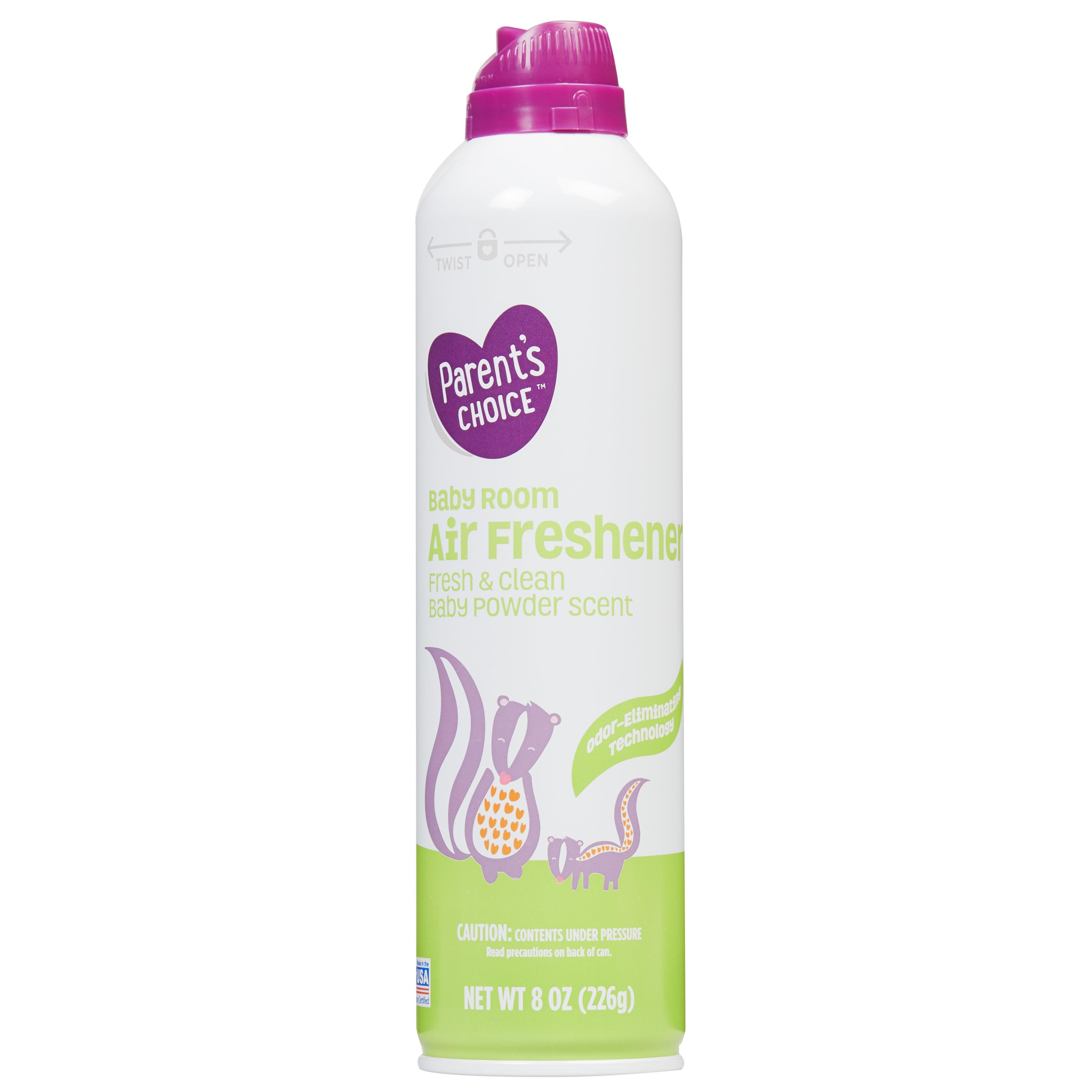Parent S Choice Fresh Clean Baby Room Air Freshener Walmart Com Walmart Com