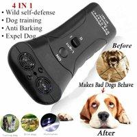 Ultrasonic LED Anti Bark Device Dog Training Repeller Ultrasonic Anti Bark Stop Barking Tool