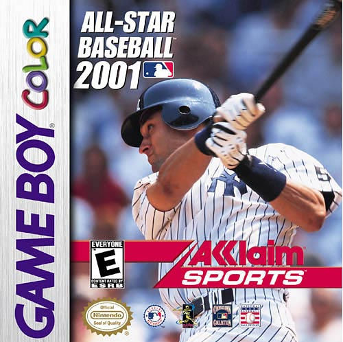 All Star Baseball 2001 GBC