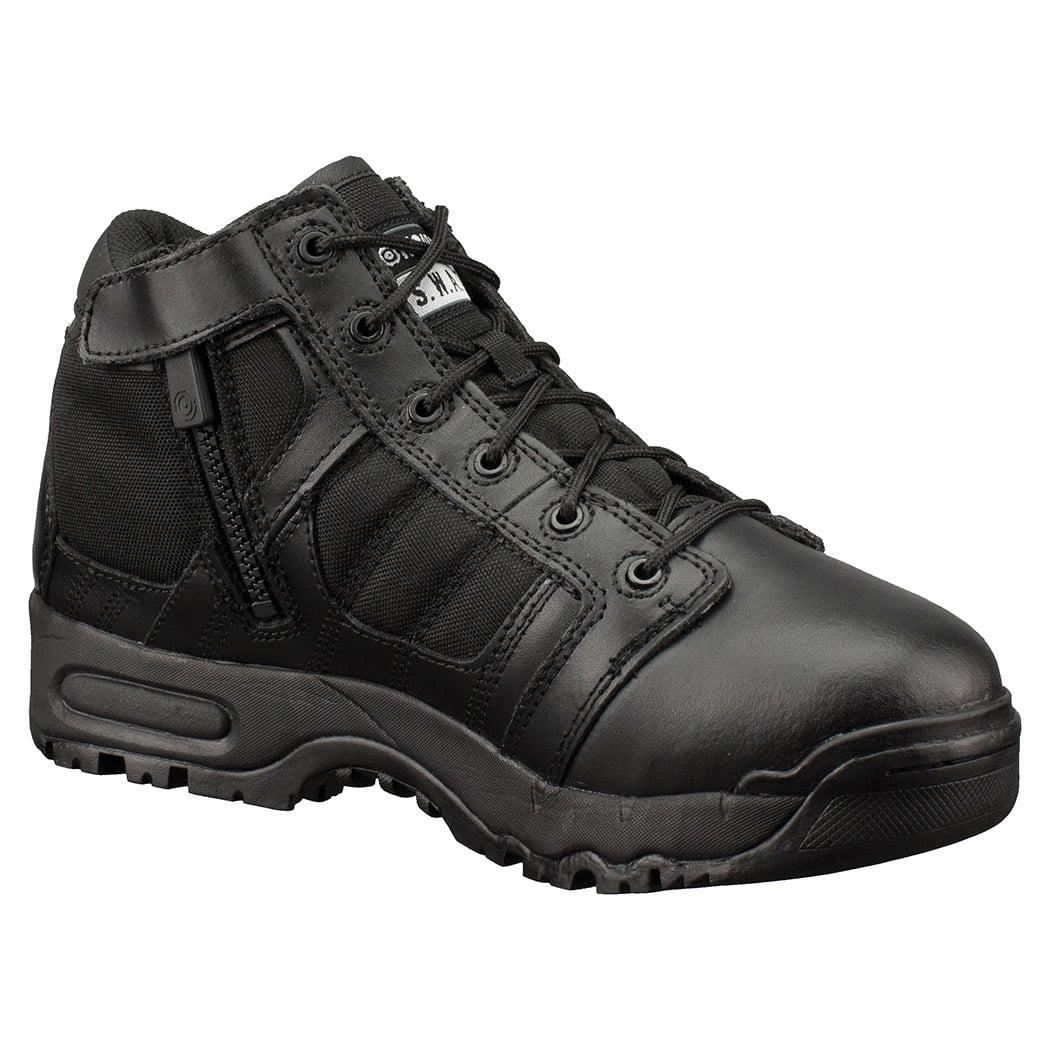 "Original Swat Metro Air 5"" WP Side-Zip Men's Tactical Boots Black 125401"
