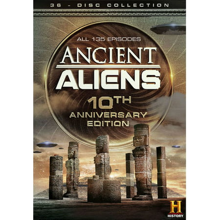 Ancient Aliens (10th Anniversary Edition) (DVD)