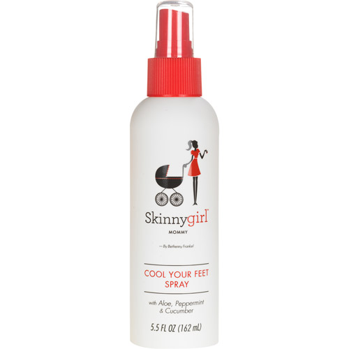 Skinnygirl Mommy Collection Cool Your Feet Spray