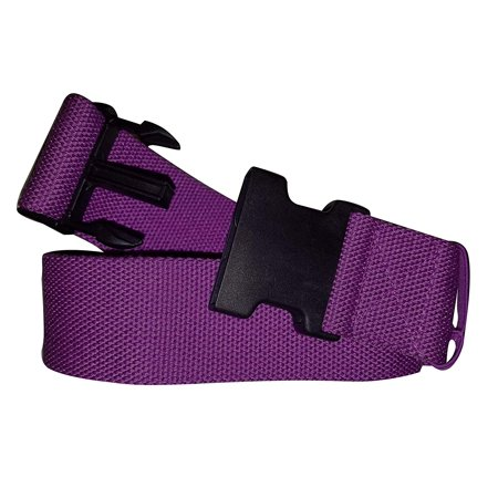 Gait Belt with Plastic Buckle by LiftAid - Transfer and Walking Aid with Belt Loop Holder for Assisting Therapist, Nurse, Home Care - 60