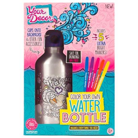 Your decor water bottle for Decor water bottle