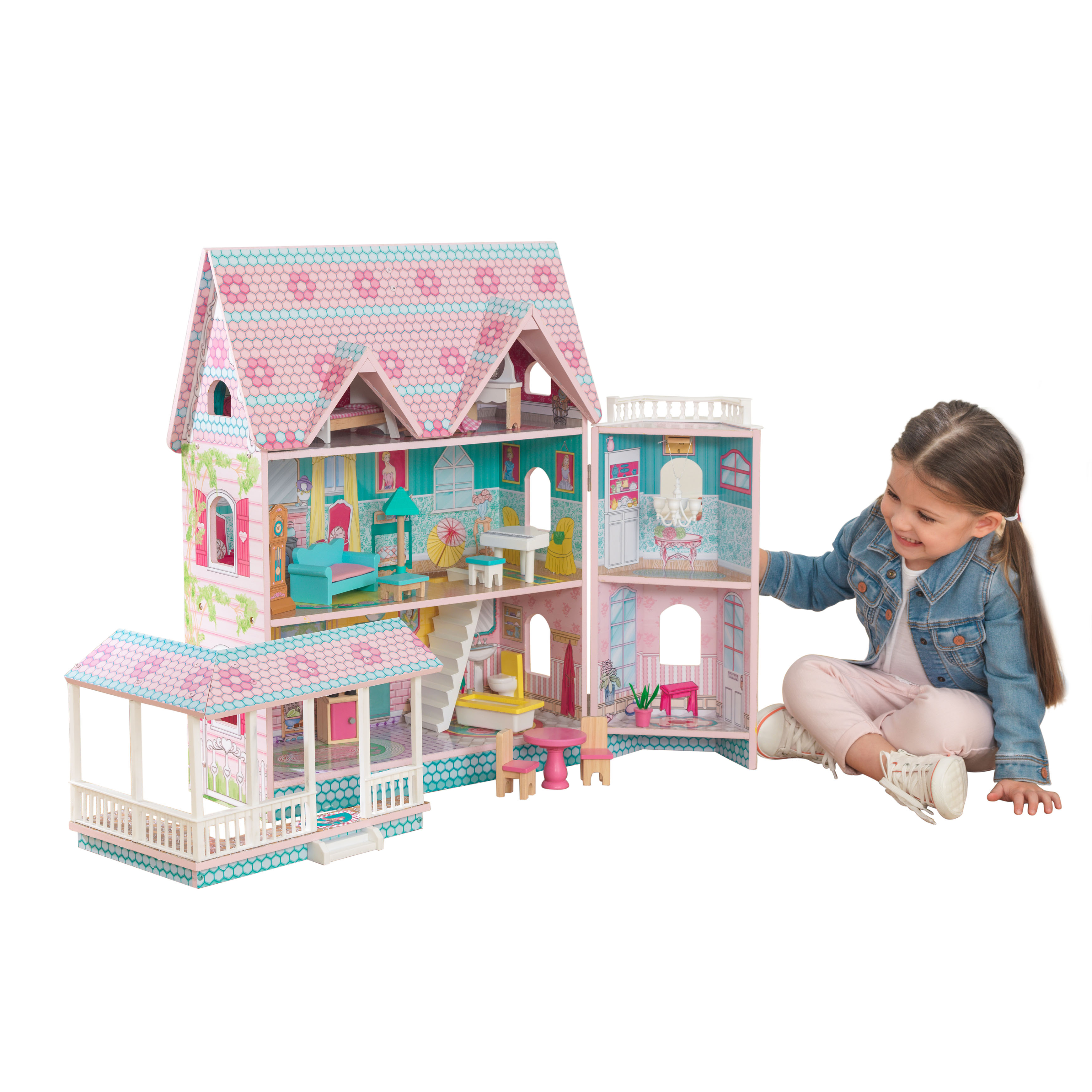KidKraft Abbey Manor Dollhouse by KidKraft