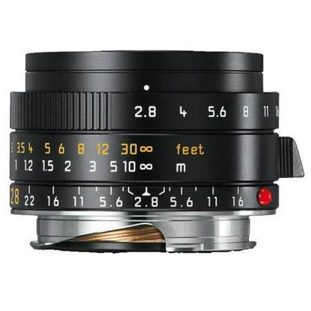 Leica 28Mm F 2 8 Elmarit M Aspherical Lens