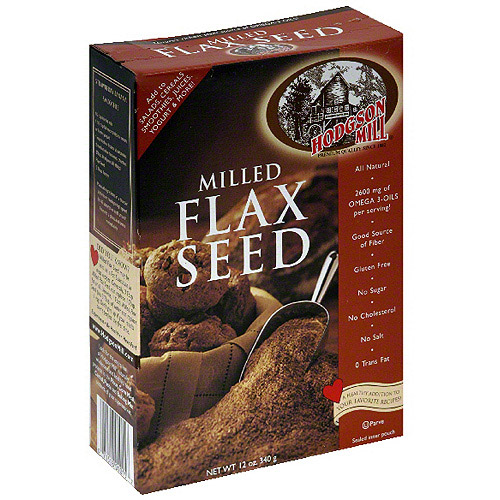 Hodgson Mill Flax Seed, 12 oz (Pack of 8)