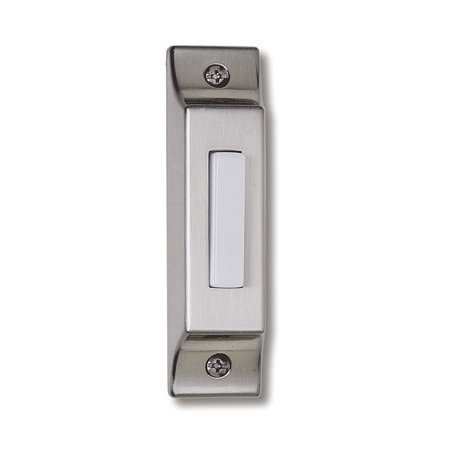 Craftmade BSCB Builder Surface Lighted Push Doorbell Button