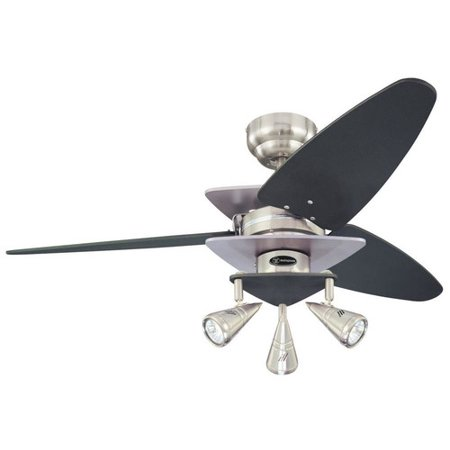 Westinghouse Lighting 42'' Vector Elite 3 Reversible Blade Ceiling Fan