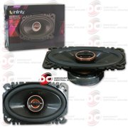 """Best 4x6 Car Speakers - Infinity REF-6422cfx 135W 4x6"""" Reference Series Coaxial Car Review"""