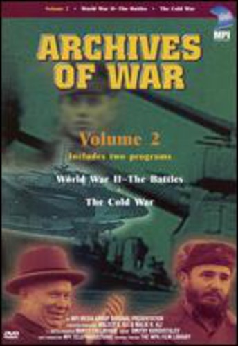 Archives of War: Volume 2 by MPI HOME VIDEO