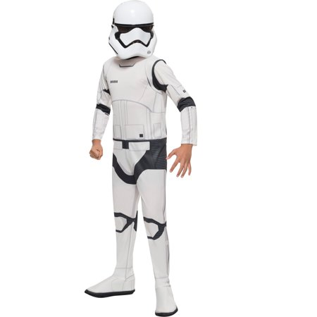 Star Wars Episode VII Stormtrooper Child Costume](Revolutionary War Costumes For Men)