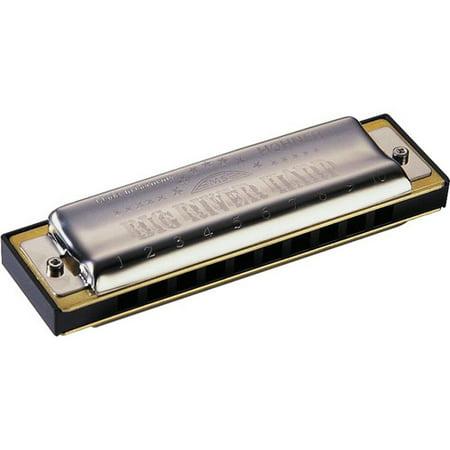 Hohner Modular System Big River Harp Diatonic Harmonica - Key of C - Plastic Harmonicas