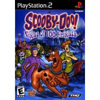 Scooby Doo Night of 100 Frights - PS2 Playstation 2 (Refurbished)