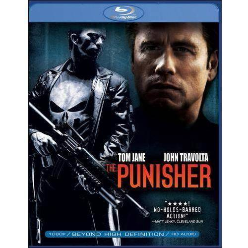 PUNISHER 04 (BLU-RAY) (WS/ENG/ENG SUB/SPAN SUB/5.1)