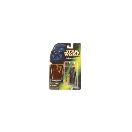 Star Wars - Power of the Force (POTF) - Action Figure - Emperor Palpatine (3.75 inch)