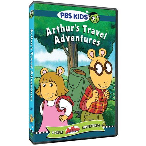 Arthur: Arthur's Travel Adventures