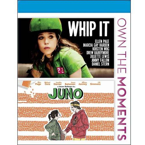 Whip It / Juno (Blu-ray) (Widescreen)