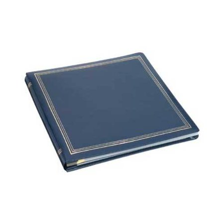 Pioneer Pmv206 X Pando Magnetic Photo Album 20 Pages Navy Blue