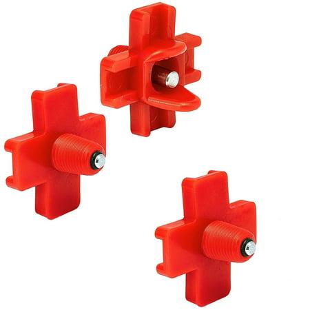 Side Screw ((3) Pack Of New Horizontal Side Mount Chicken Waterer Screw in Poultry Nipple Drinkers )