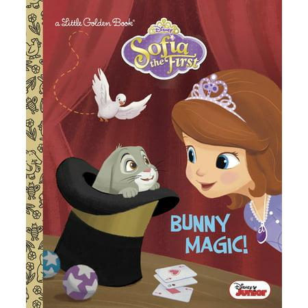 Disney Junior Sofia The First (Bunny Magic! (Disney Junior: Sofia the)