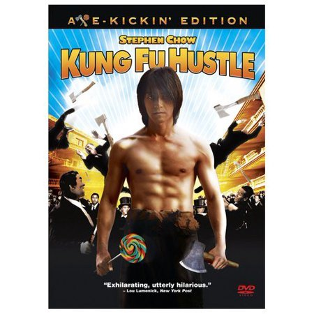 - KUNG FU HUSTLE