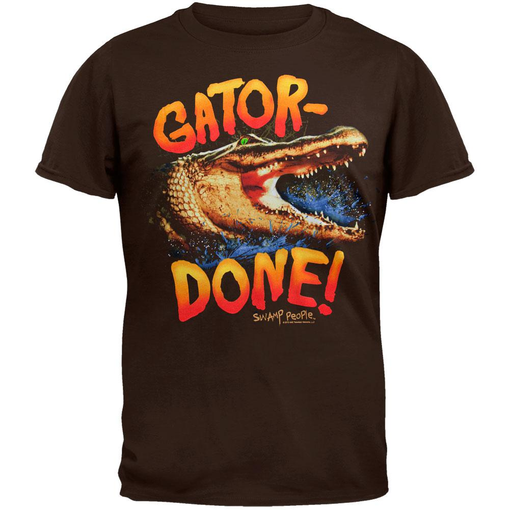 Swamp People - Gator Done T-Shirt