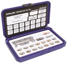 Keying Kit For Schlage Locks