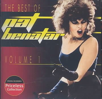 BEST OF PAT BENATAR VOL 1 - Pat Benatar Costumes