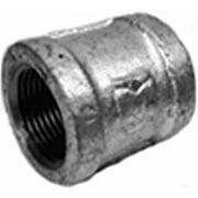 B & K 511-201HN 0.25 in. Galvanized Iron Coupling