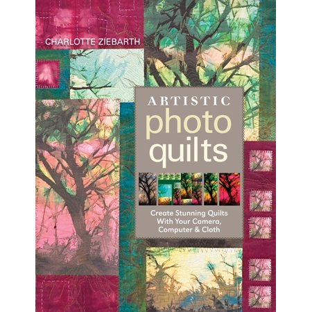 Create Your Halloween Photo (Artistic Photo Quilts-Print-On-Demand-Edition: Create Stunning Quilts with Your Camera, Computer & Cloth)