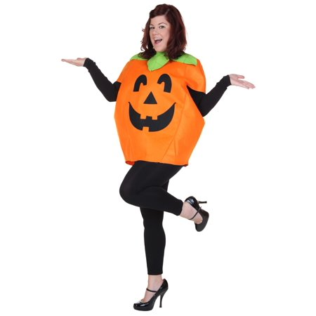 Plus Size Pumpkin Costume - Quick Halloween Costume Ideas For Teenage Girls
