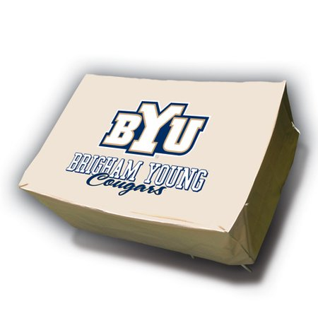NCAA Mr. Bar-B-Q Rectangle Table Cover, Brigham Young University Cougars