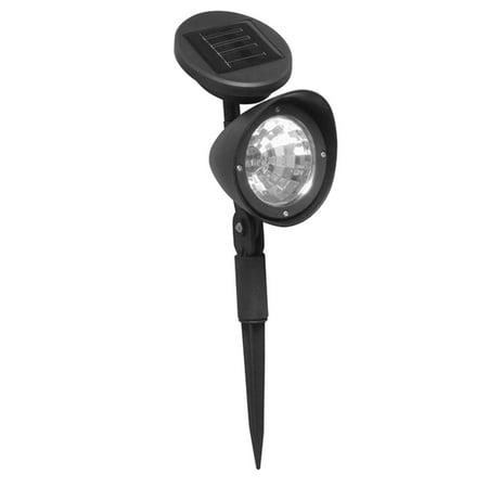 Solar 3 LED Garden Lamp Spot Light Party Path Outdoor Spotlight Lawn Landscap