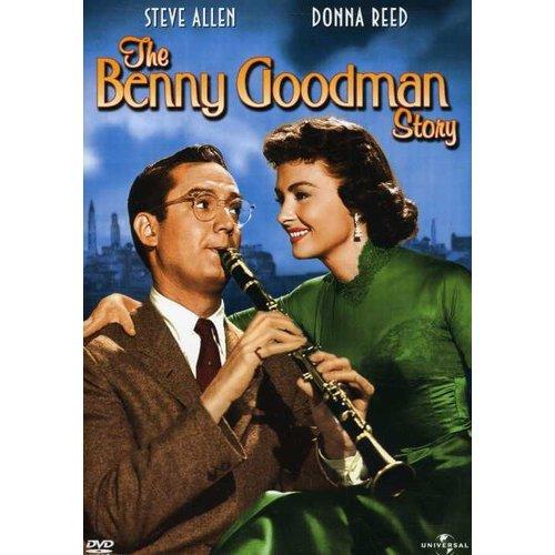 The Benny Goodman Story (Full Frame)