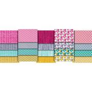"""True Colors-Joel Dewberry 18""""X21"""" Fat Quarters-20pcs"""