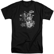 Twilight Zone Someone On The Wing Mens Big and Tall Shirt