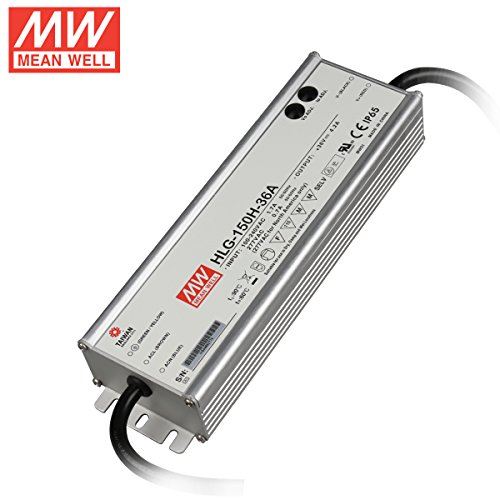 MEAN WELL power supply HLG-150H-36A Switching Power Supply Single output 150W 36V 4.2A