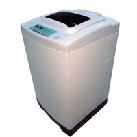 RCA 3.0 CU FT Portable Washer (White)