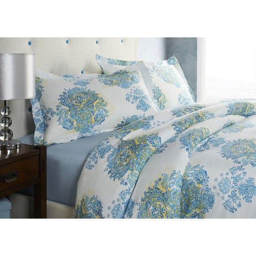 Jennifer Taylor Saul 3 Piece Queen Duvet Set