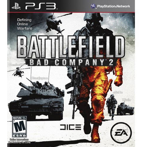 Battlefield: Bad Company 2 (PS3) - Pre-Owned