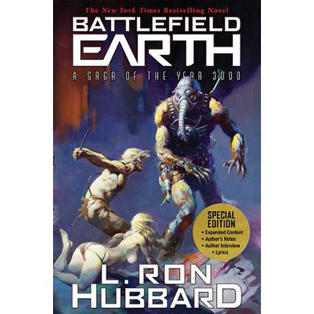 Battlefield Earth : Science Fiction New York Times Best (Times Best Sellers Fiction)