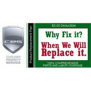 Consumer Priority Service RPL2-250 2 Year Product Replacement under $250.00