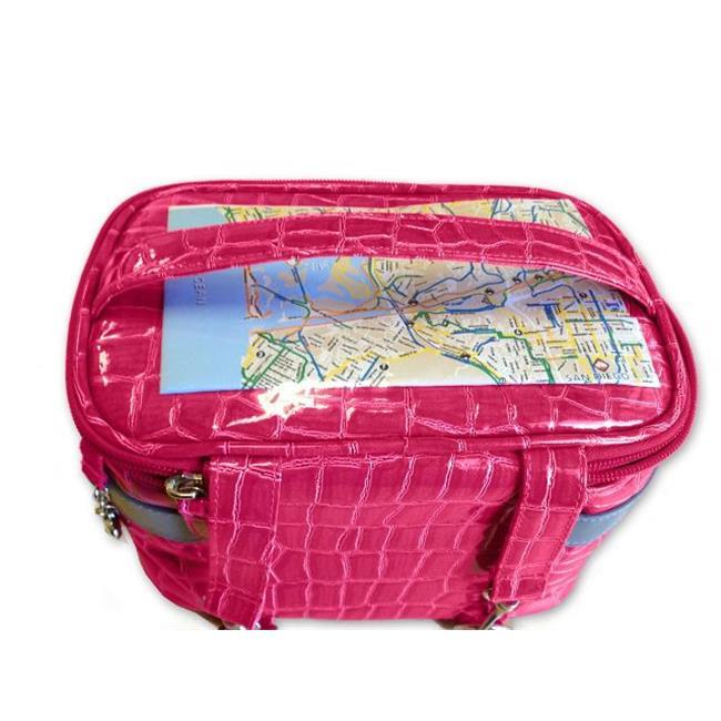 Joy Ride Handle Bar Ode To Joy Tote Bag, Pink