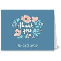 Thankful Florist Thank You Card
