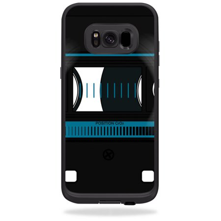 Skin for LifeProof Fre case for Samsung Galaxy S8+ Plus - Cassette Tape | MightySkins Protective, Durable, and Unique Vinyl Decal wrap cover | Easy To Apply, Remove | Made in the
