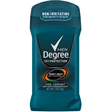 Degree Men Dry Protection Anti Perspirant  Cool Comfort 2 70 Oz