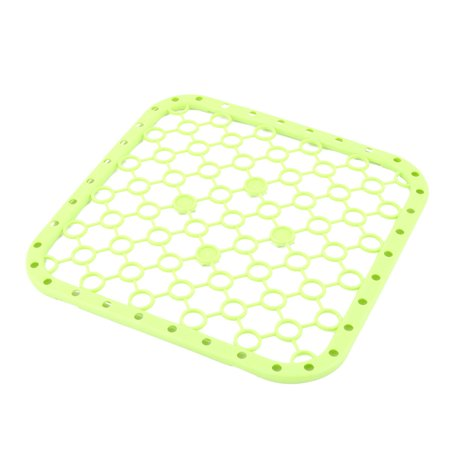 Kitchen Hollow Out Design Dish Drainer Sink Draining Board
