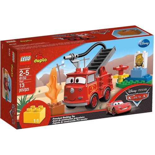 LEGO DUPLO 6132 Cars Red - Walmart.com