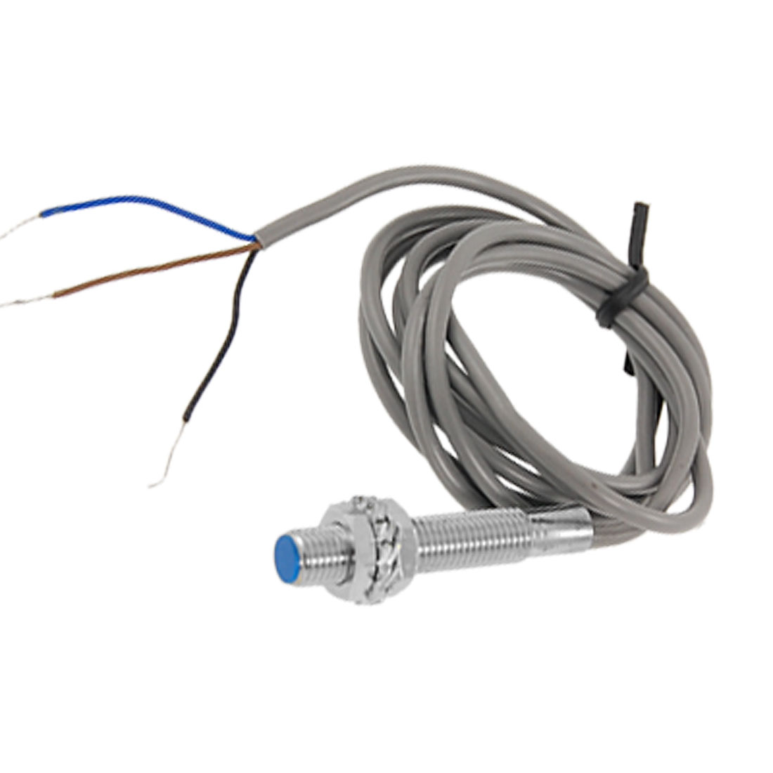 Unique Bargains DC 6-36V 2-wire 1mm Approach Sensor Inductive Proximity NPN Switch LJ8A3-1-Z/BX
